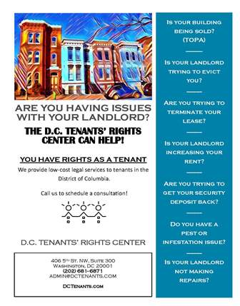 D.C. Tenants' Rights Center