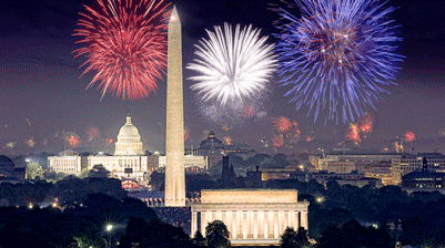 July 4th DC