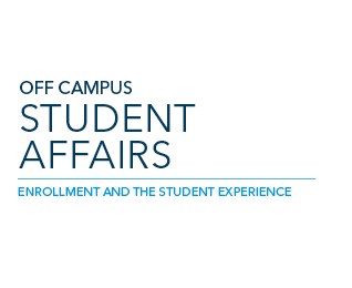 Off-Campus Student Affairs | Enrollment and the Student Experience
