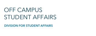 Off Campus Student Affairs | Division for Student Affairs